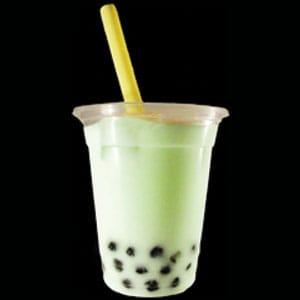 【9】メロンミルクタピオカ500ml(Melon Milk Tapioca)