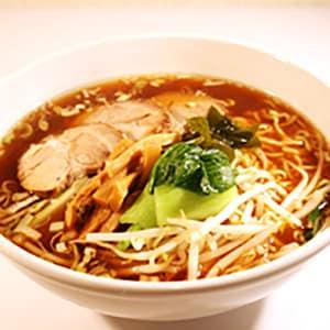 549 醤油麺