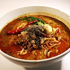 553 黒ゴマ担々麺