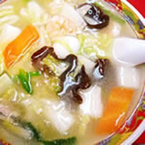 548 海鮮湯麺