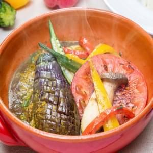【WT2】たっぷり野菜のスープカレー
