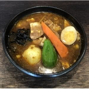 【スープ】角煮カリー(Soup Pork Curry)