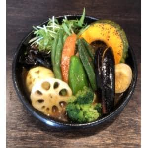 【スープ】野菜カリー(Soup Vegetable Curry)