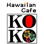 Hawaiian cafe KOKO