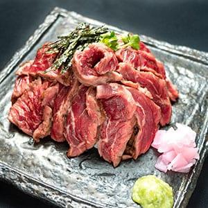 【MJ60】熟成牛サガリ鉄火丼