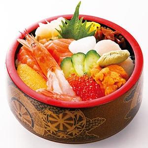 【1417】北海丼