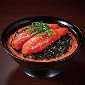 特価【5】まるごと辛子明太子丼(明太子2本) 通常価格(税込)1780円→