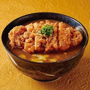 【C7】カツカレー丼