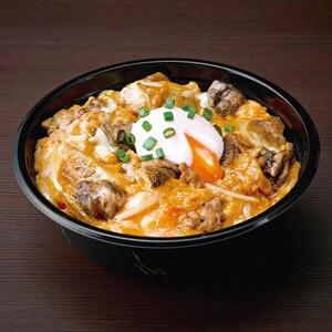 【56】本格炭火焼親子丼