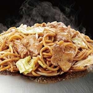 秘伝 70年焼そば 豚入り/Secret Recipe70th Yakisoba(Pork)