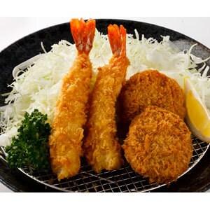 【340】ヒレかつ&海老フライ御膳