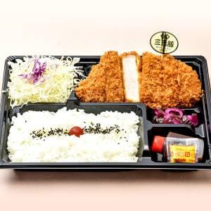 特厚三元豚ロース弁当(170g)