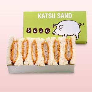 とんよし ヒレかつサンドイッチ