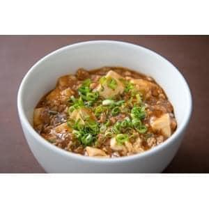 【E341】麻婆豆腐丼