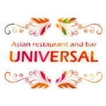 Asian restaurant and bar UNIVERSAL