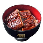 うな丼ダブルセット/Grilled Eel Rice Bowl Double Set