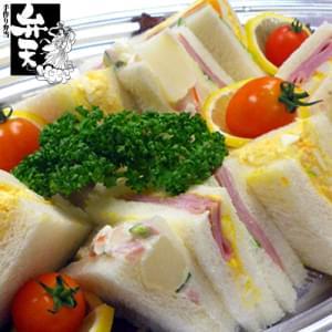 ◎ サンドイッチプレート