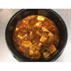 炎の野菜麻婆豆腐