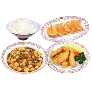 【デラックス】麻婆豆腐セット
