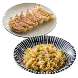 炒飯セット(炒飯・餃子)