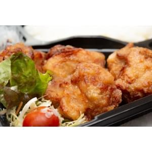北海道式ざんぎ弁当 サラダ付き