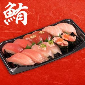 まぐろづくし 【1人前】 Assorted Tuna for 1 person 1人前