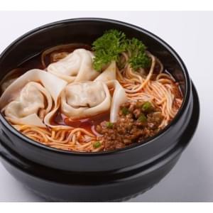 ワンタン担々麺