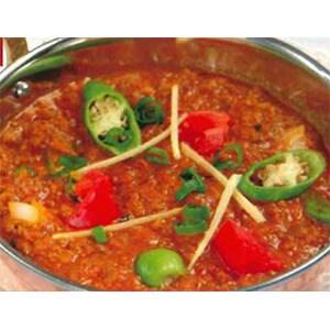キーマカレー/Keema Curry