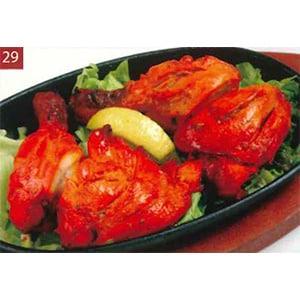 タンドリーチキン/Tandoori Chicken 2P