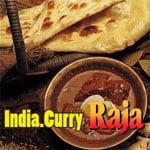 ワンランク上のデリバリー India Curry Raja池尻店