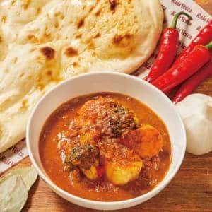 激辛野菜カリー Very Hot Curry with Vegetables