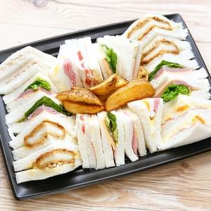 ◆ サンドイッチプレート