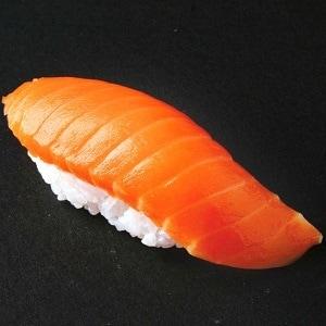 柿家鮨(かきやずし) サーモン