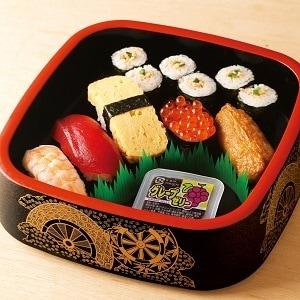 柿家鮨(かきやずし) お子様寿司(納豆巻き)