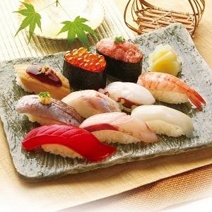 旬の寿司「夏」 上 【1人前WEB限定特価】 1人前