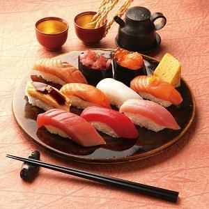 柿家鮨(かきやずし) まぐろサーモンづくし