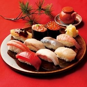 旬の寿司「冬」 上 【1人前WEB限定特価】 1人前