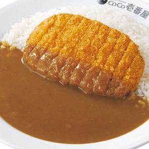 ロースカツカレー弁当