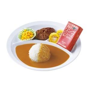 カレーハウスCoCo壱番屋 お子さまカレー弁当 ハンバーグ