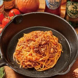黒毛和牛のボロネーゼ Bolognese with Wagyu Beef シングルサイズ