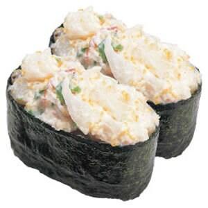 平禄寿司 【77】ほっき貝サラダ