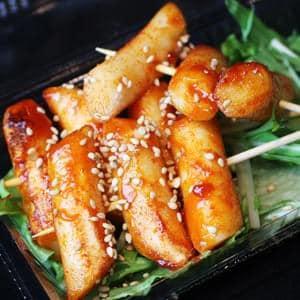 トッポギ餅串