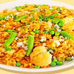 【91】野菜ビリヤニ/Vegetable Biriyani