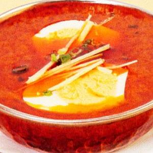 【62】キーマエッグカレー/Keema Egg Curry