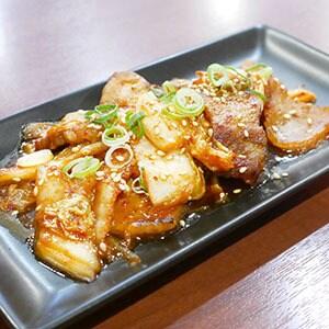 豚キムチ炒め