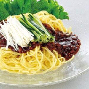 【101】ジャージャー麺