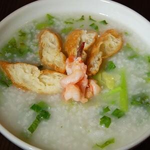 【11】海鮮お粥