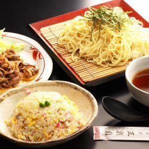 スタミナつけ麺セット