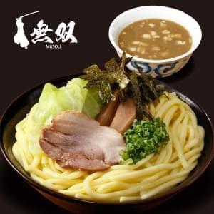 魚介豚骨つけ麺(大盛り)