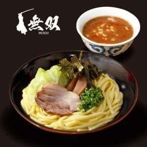 魚介豚骨【辛みそ】つけ麺(並)